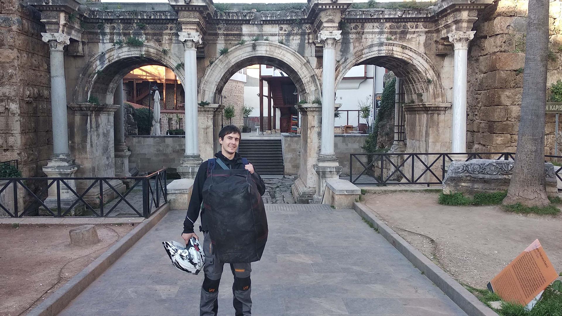 Adrian Gate, Antalya, Turkey